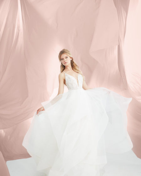Blush Hayley Paige Bridal Fall 2017 Style 1754 Rory 11