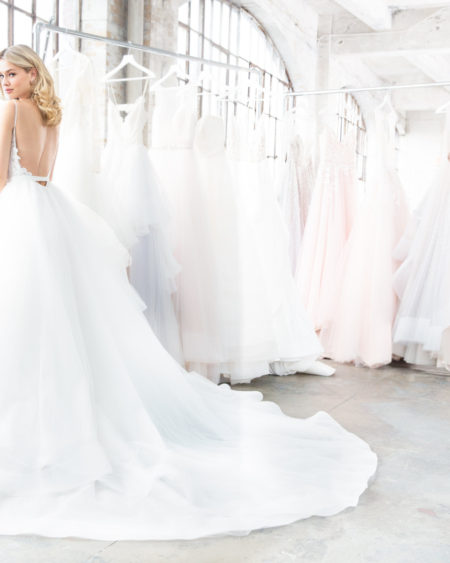 Blush Hayley Paige Bridal Spring 2018 Style 1807 Nessy 8