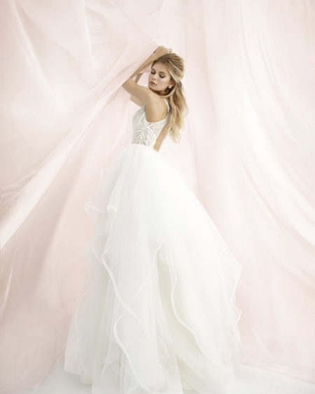 Blush Hayley Paige Bridal Fall 2017 Style 1750 Lincoln 13