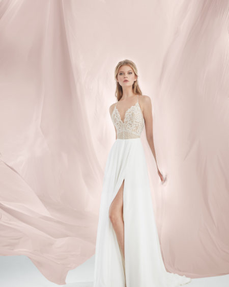 Blush Hayley Paige Bridal Fall 2017 Style 1756 Daria 10
