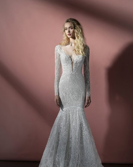 Blush Hayley Paige Bridal Spring 2021 Style 12105 Kit