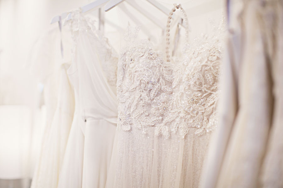 Exquisite Bridal Gowns